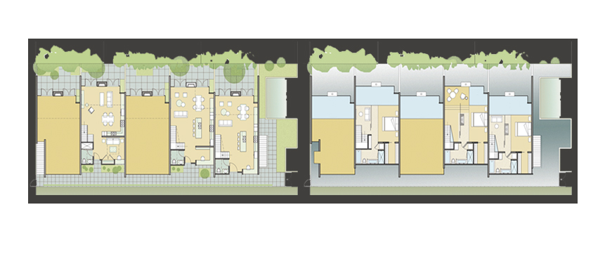 Town Homes - Concept Statement