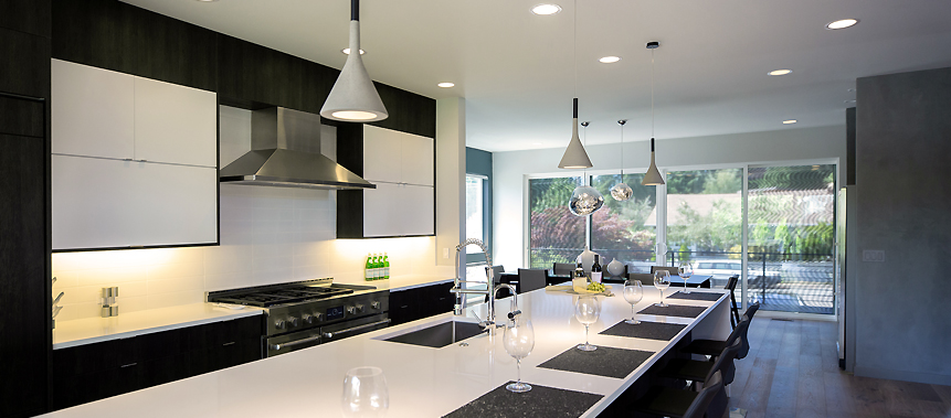 Kirkland, WA, Private Residence Design: Kitchen