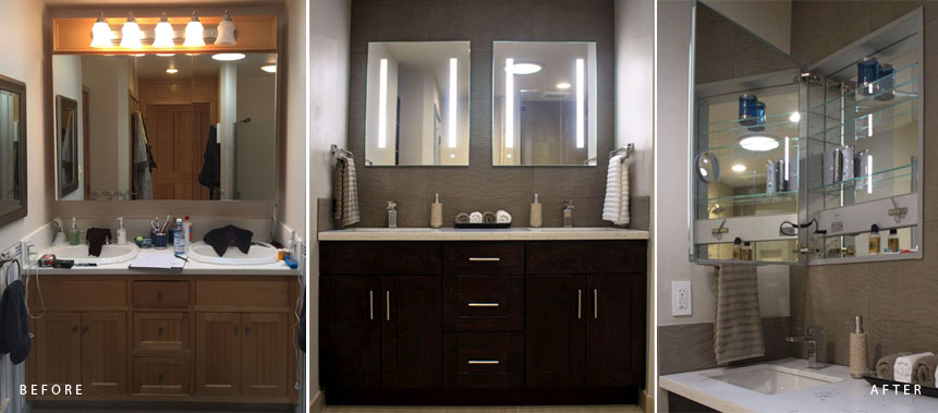 BEACH HOUSE: BATHROOM DESIGN & REMODELING PROJECT