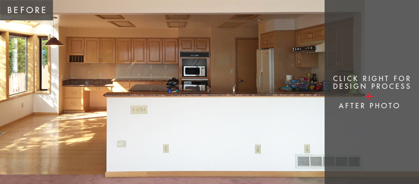 Kirkland Home Remodel: Kitchen Before