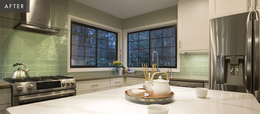 Redmond Home Remodel: Kitchen After