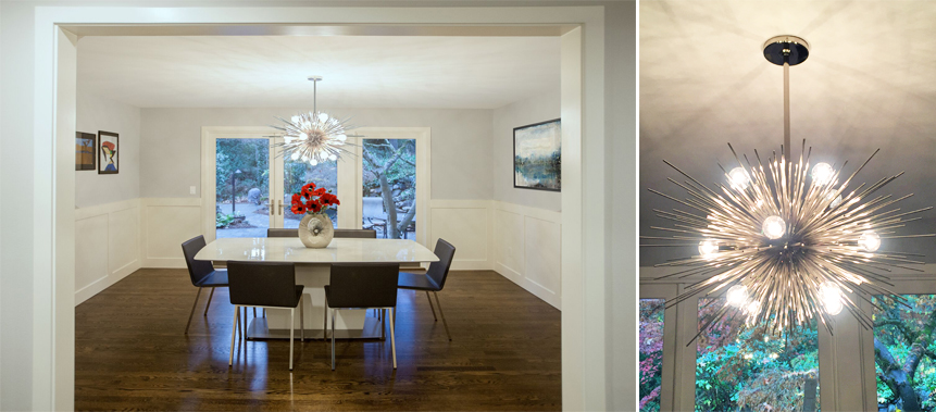 Bellevue Home Remodel: Dining Room