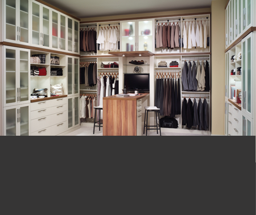 Professional Organizing: Closets