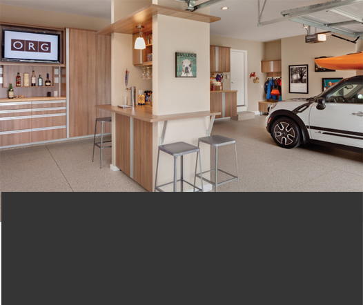 Pro Tips For Planning Your Dream Garage: Interior Design + Design & Build: Interior Visions, LLC
