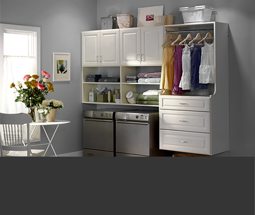 Professional Organizing: Laundry Rooms