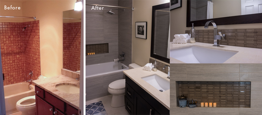 before and after bathroom remodels 1950s bathroom remodel before and after best bathroom 2017