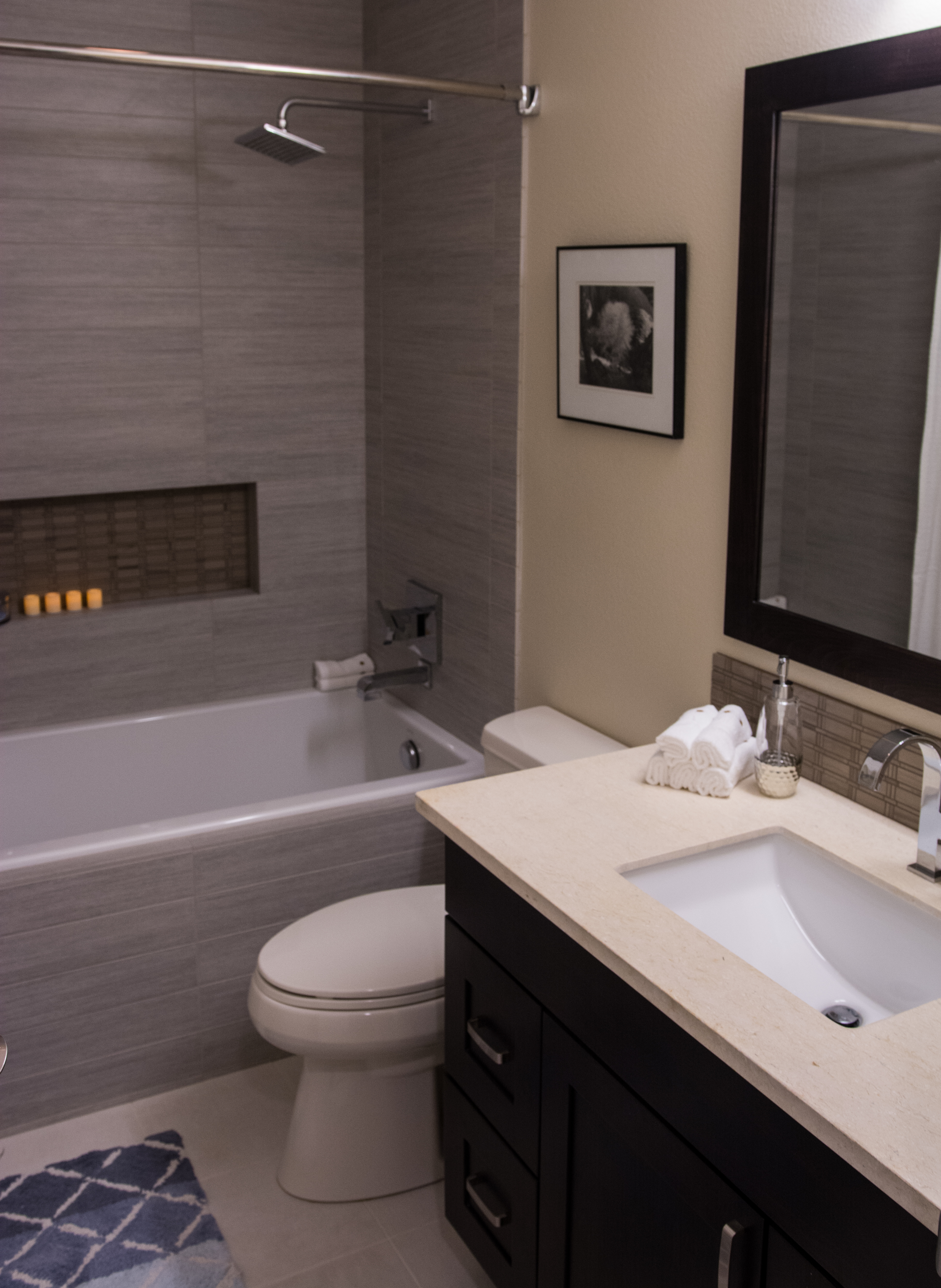 Interior Design Seattle Bathroom Remodel - Bathroom remodel ideas 2014