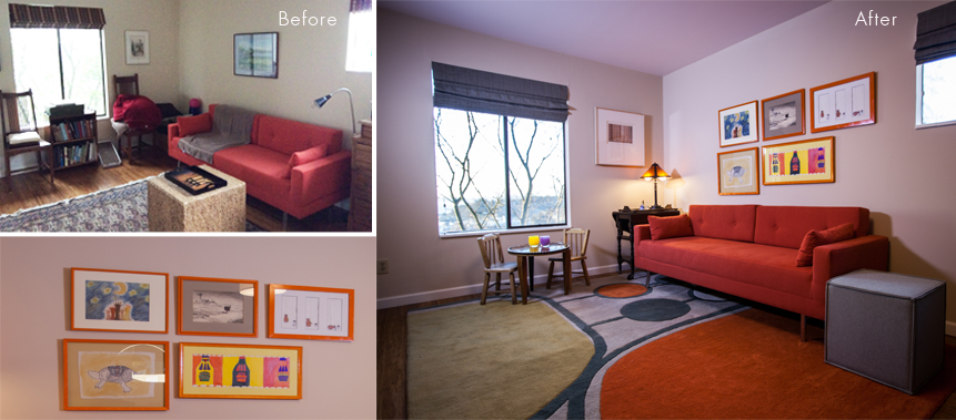 Room Makeover Simplified