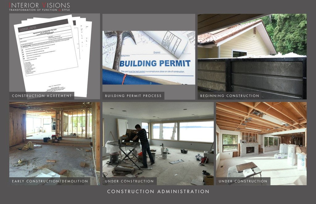 Construction Administration in our Design Process