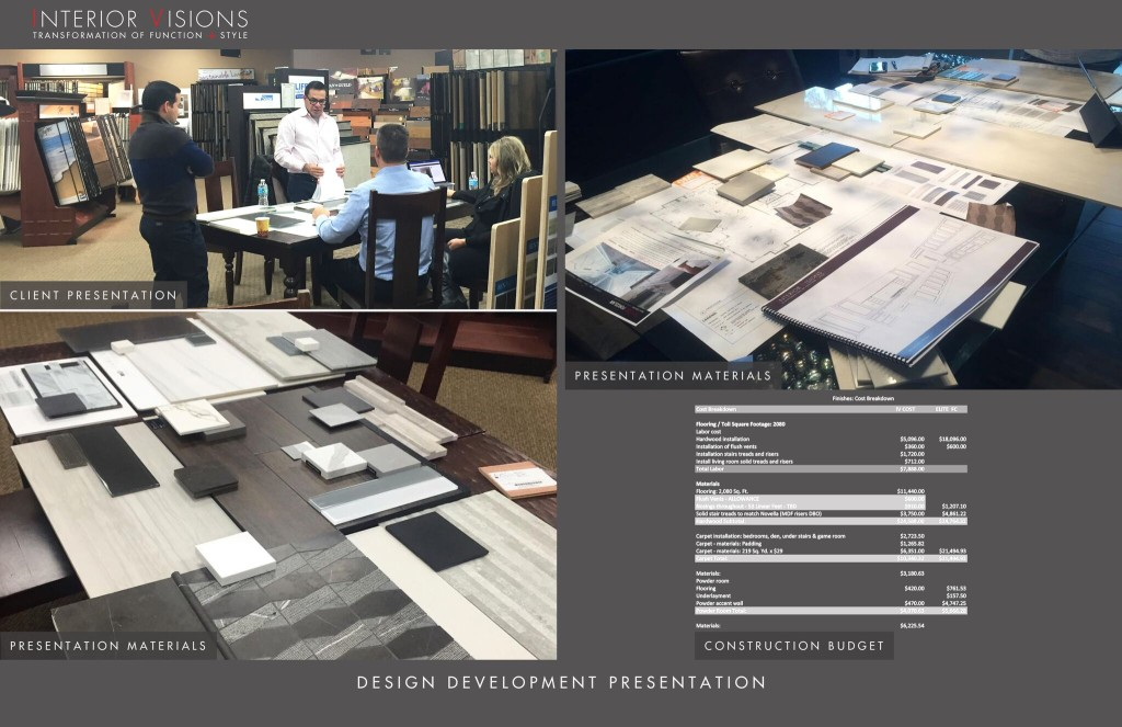 Design Development Presentation