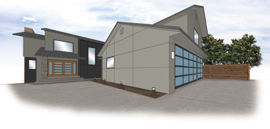 Exterior - PROPOSED DESIGN