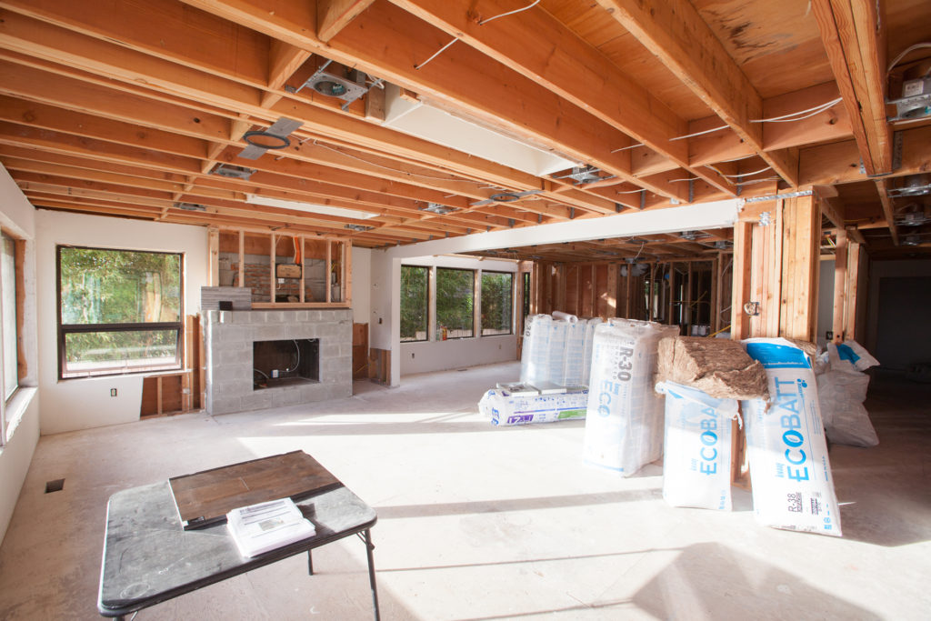 Family Room IN-CONSTRUCTION